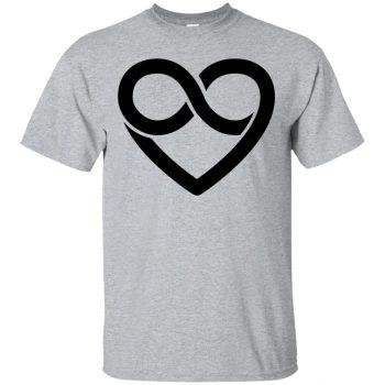 polyamory shirt - sport grey