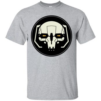 battletech shirt - sport grey