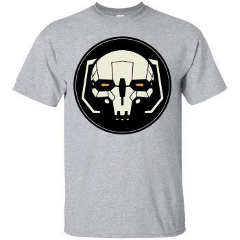 battletech shirt - sport grey