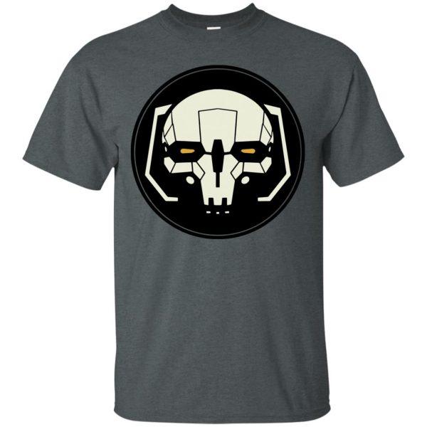 battletech t shirt - dark heather