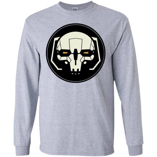 battletech long sleeve - sport grey