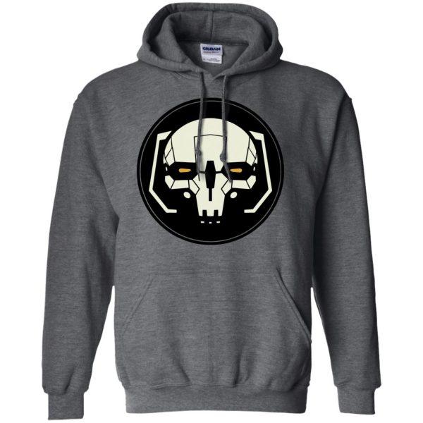 battletech hoodie - dark heather