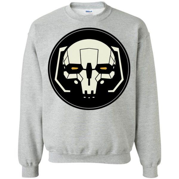 battletech sweatshirt - sport grey