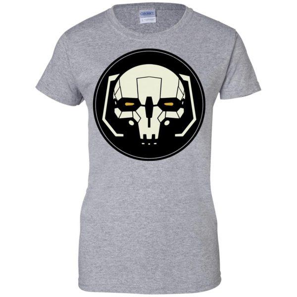battletech womens t shirt - lady t shirt - sport grey