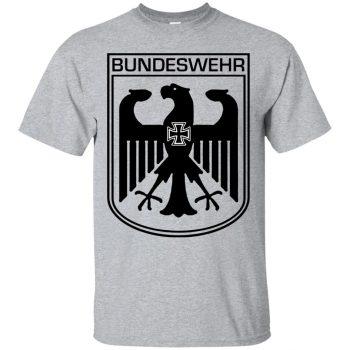 deutschland hoodie - sport grey