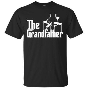 grandfather sweatshirt - black