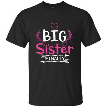 Big Sister Finally - black
