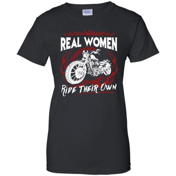 biker chick t shirts womens t shirt - lady t shirt - black