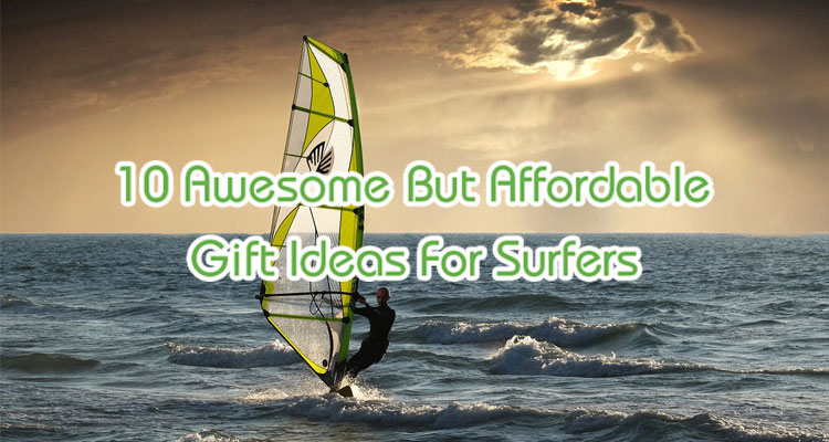surfing gift ideas