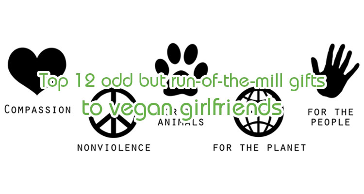 gifts for vegan girlfriend