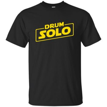 DRUM SOLO - black