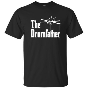 The Drumfather - black