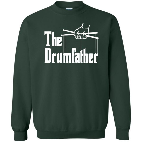 The Drumfather sweatshirt - forest green