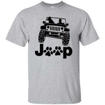 Jeep Dog Canine B K 9 - sport grey