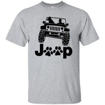 Jeep Dog Canine B K 9 - sport grey
