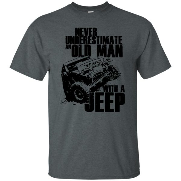 vintage jeep t shirts t shirt - dark heather