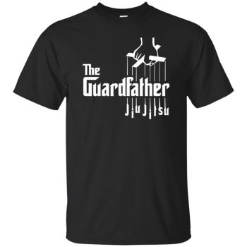 The Guardfather - Jiu Jitsu - black