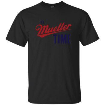 mueller time - black