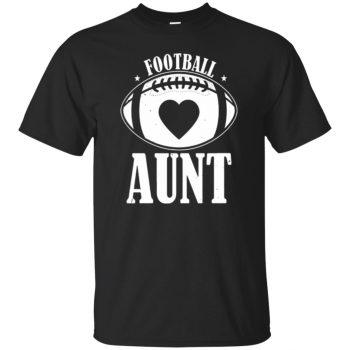 football aunt - black
