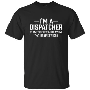 dispatchers - black