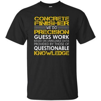 concrete finisher - black
