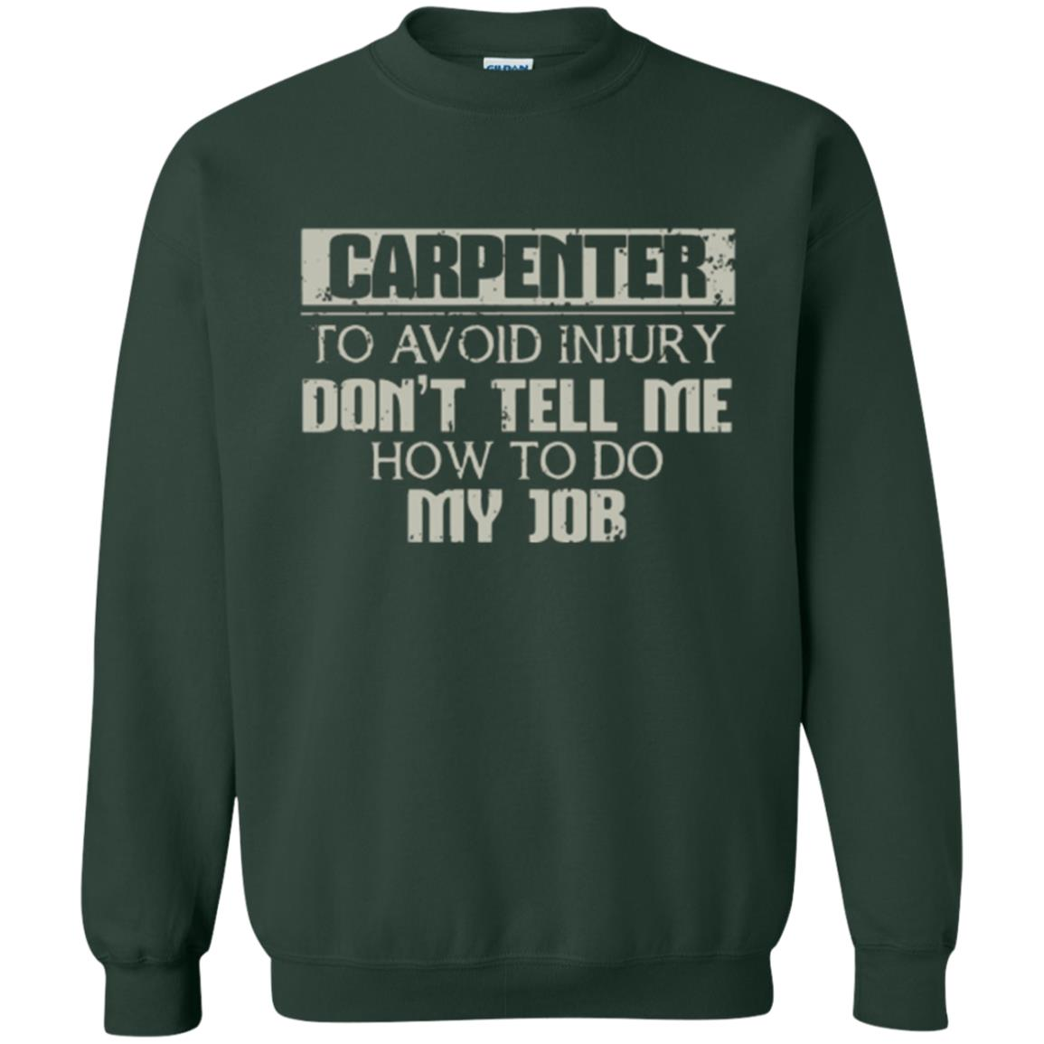 b0a1fa13 Funny Carpenter Shirts 10 Off Favormerch. Funny Carpenter Safety  Information Kids Long Sleeve T Shirt