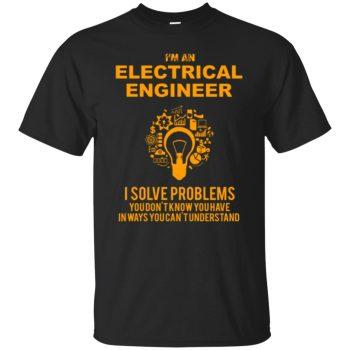 electrical engineer - black