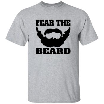 fear the beard - sport grey