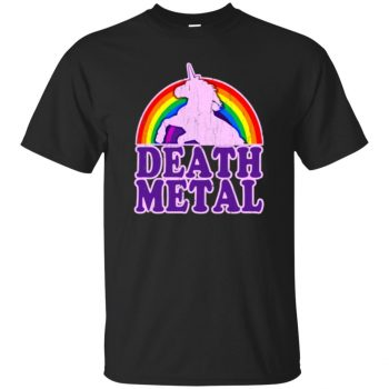 rainbow death metal - black