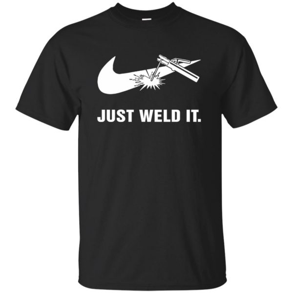 just weld it - black