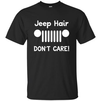jeep hair - black