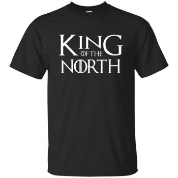 king of the north - black
