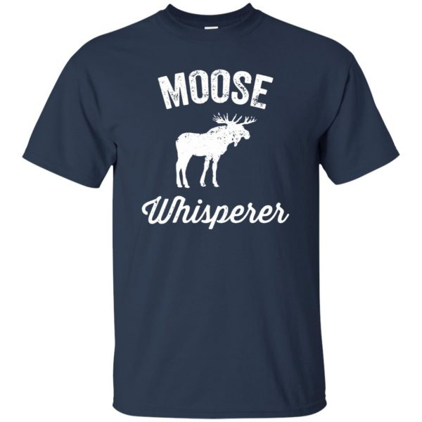 got moose t shirt t shirt - navy blue