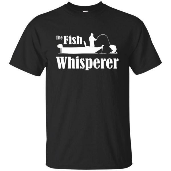 fish whisperer - black