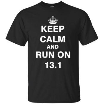 13.1 Half Marathon - black