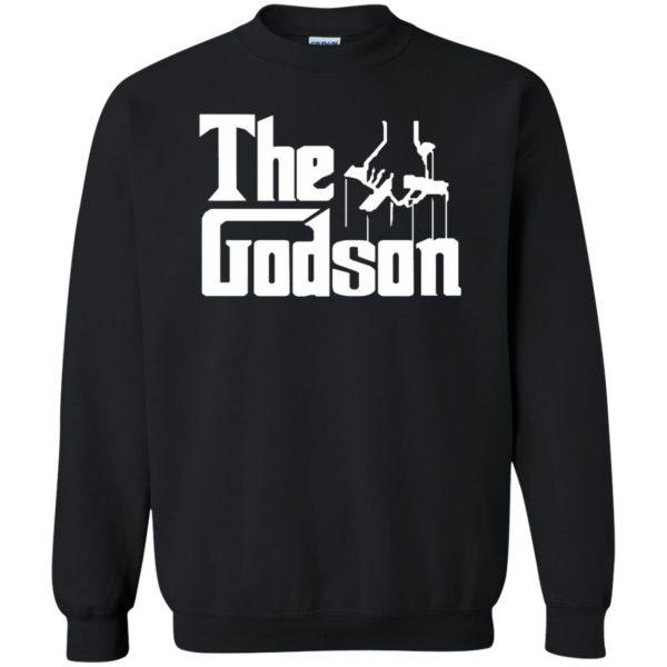 godson shirt sweatshirt - black