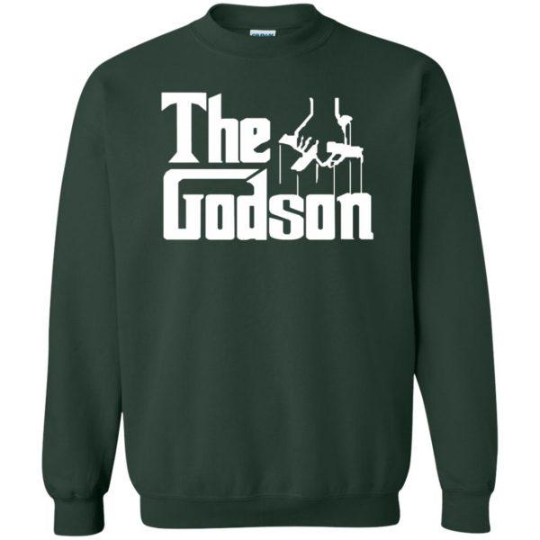 godson shirt sweatshirt - forest green