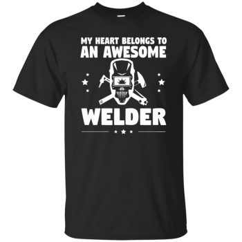 welder wifes - black