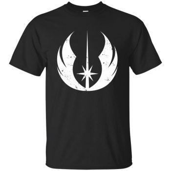 jedi order shirt - black