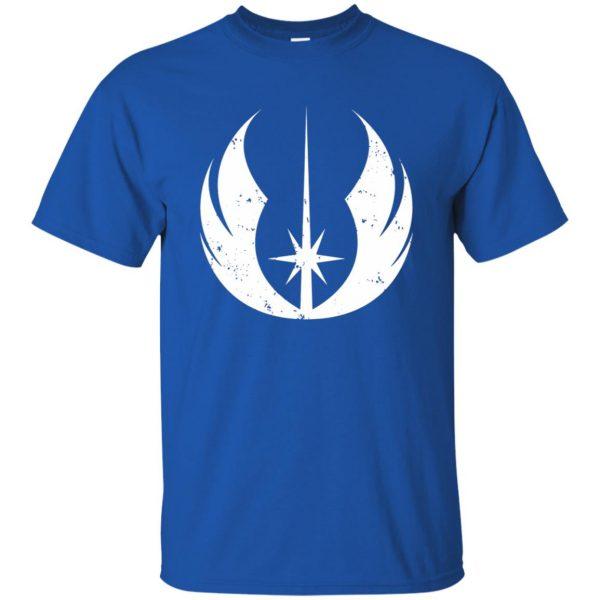 jedi order shirt t shirt - royal blue