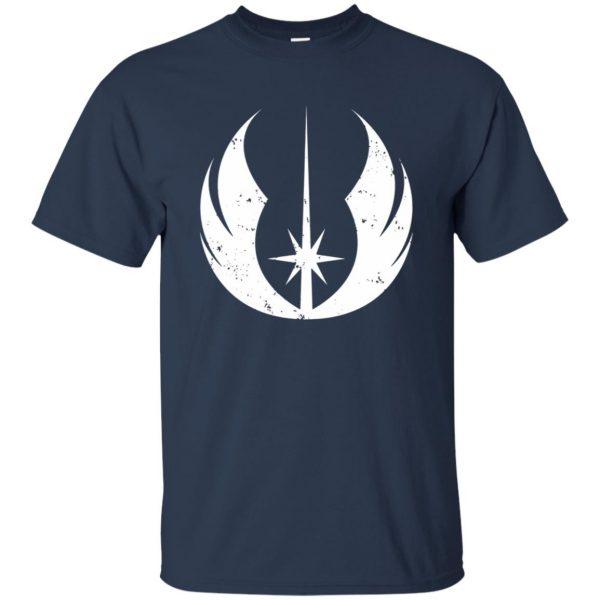 jedi order shirt t shirt - navy blue