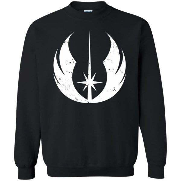 jedi order shirt sweatshirt - black