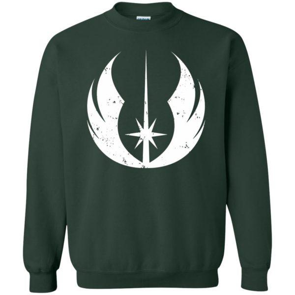 jedi order shirt sweatshirt - forest green