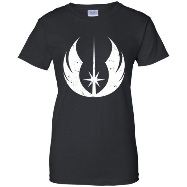 jedi order shirt womens t shirt - lady t shirt - black
