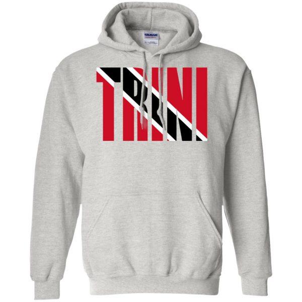 trinidad hoodie - ash