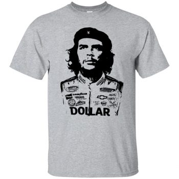 anti che guevara shirt - sport grey