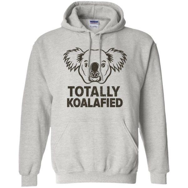 koalafied hoodie - ash