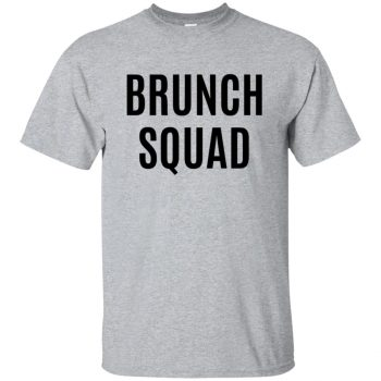 brunch squad - sport grey