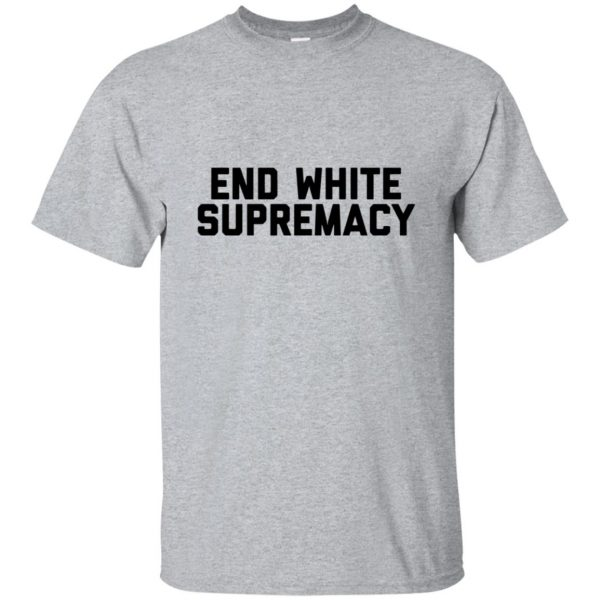 white supremacys - sport grey
