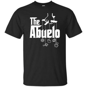abuelo tshirt - black